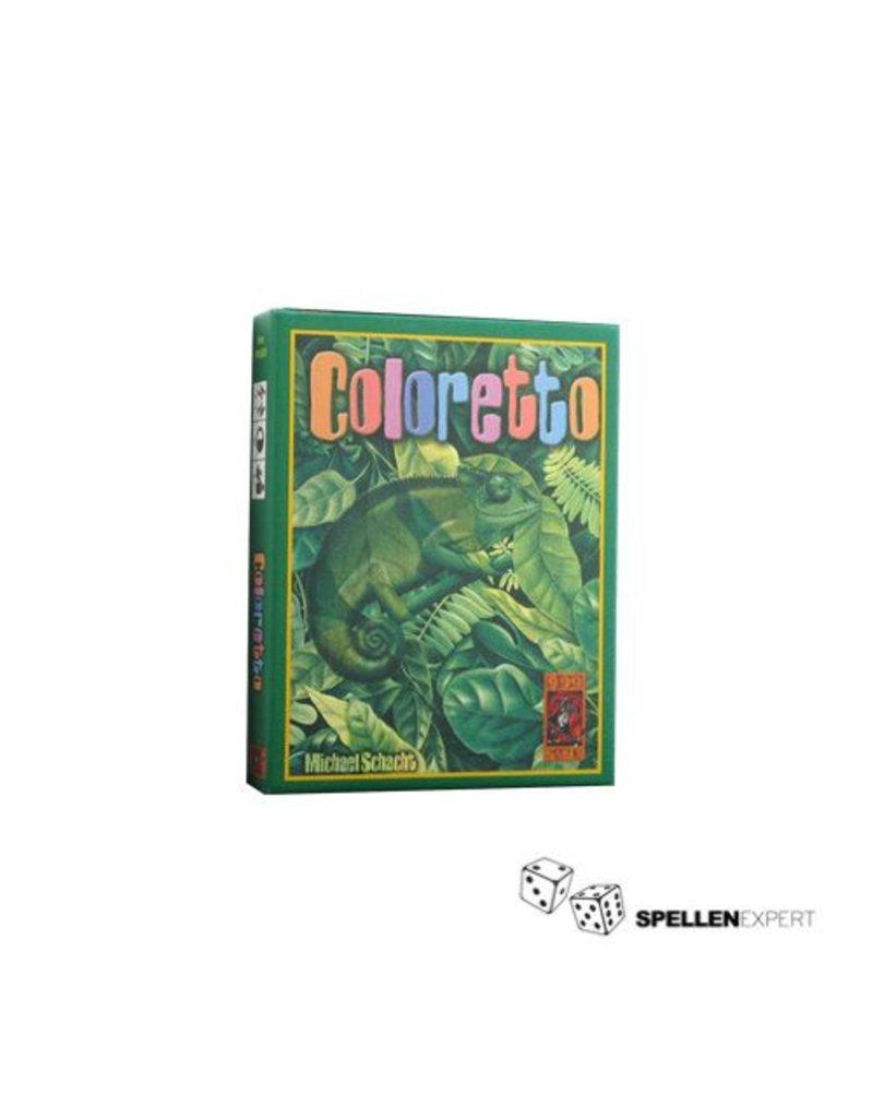 999 Games Coloretto