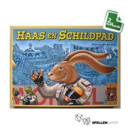 999 Games Haas en Schildpad