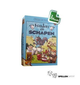 999 Games Herders en Schapen