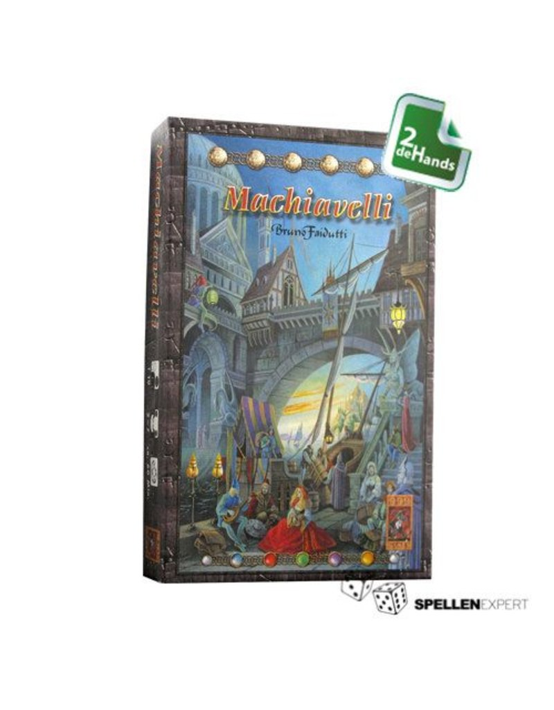 999 Games Machiavelli