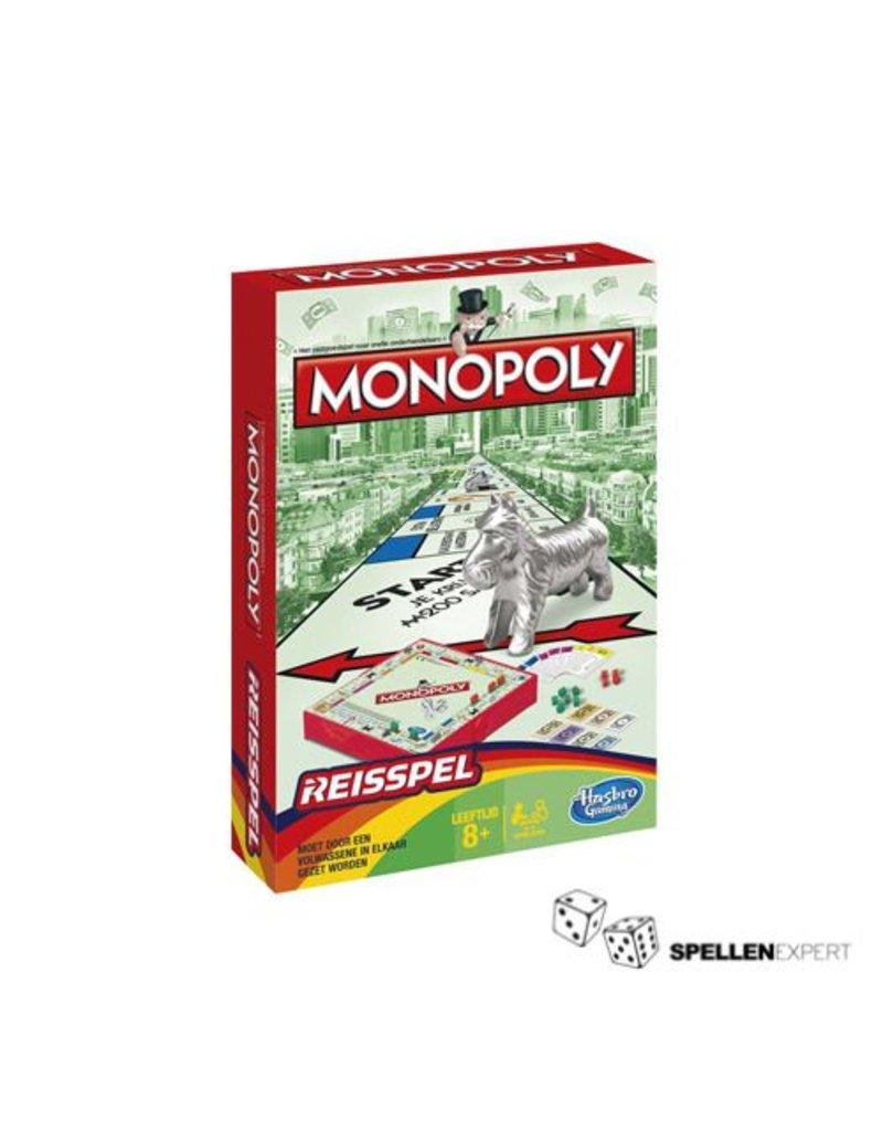 MB Monopoly reiseditie