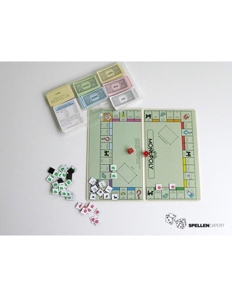 MB Monopoly reismap