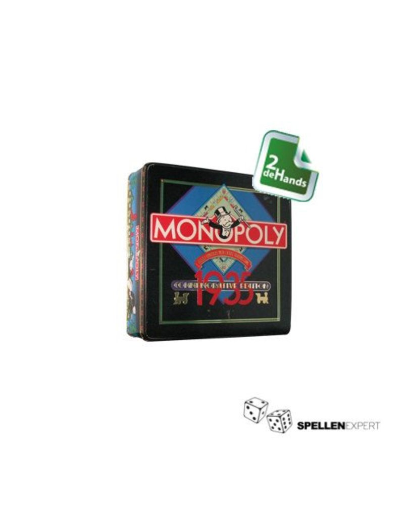 Parker Monopoly 1985 blik