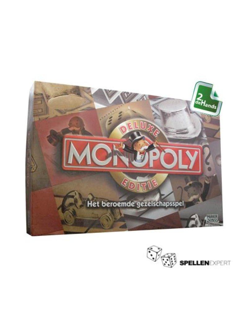 Parker Monopoly Deluxe 2003