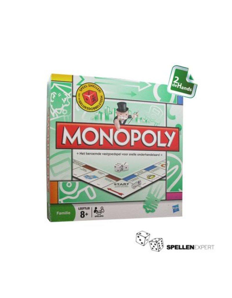 Hasbro Monopoly 2011