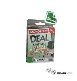 Parker Monopoly Deal Nederlands