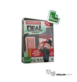Parker Monopoly Deal met Shaker