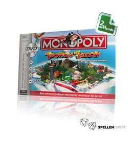 Hasbro Monopoly Tropical Tycoon