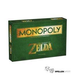 Hasbro Monopoly Zelda