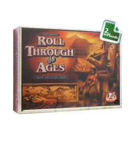 White Goblin Roll through the Ages