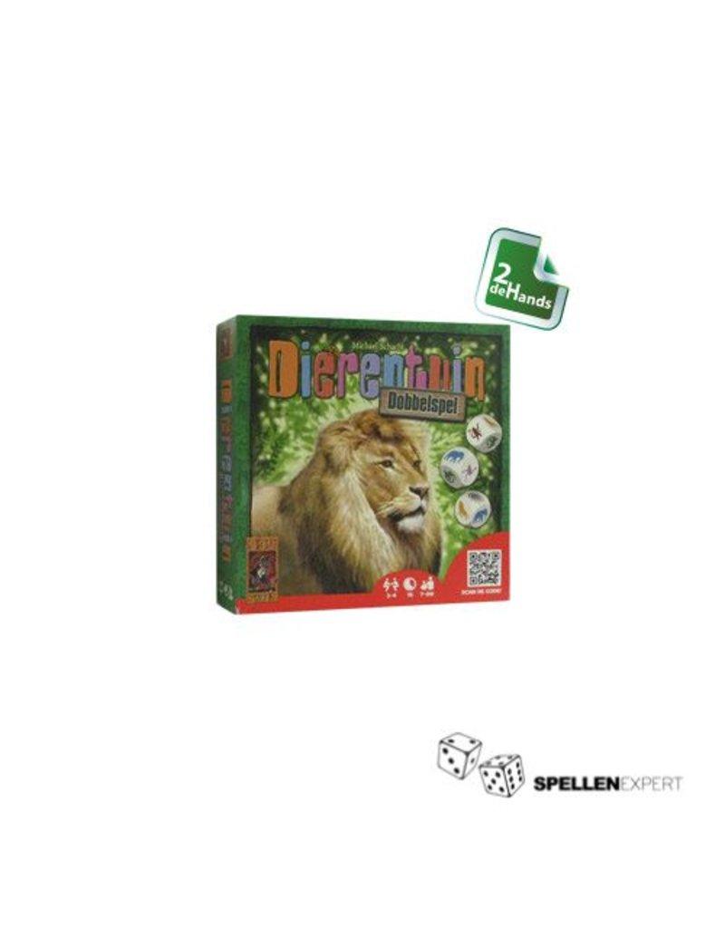 999 Games Dierentuin Dobbelspel