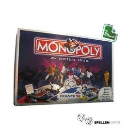 Parker Monopoly WK Frankrijk 98