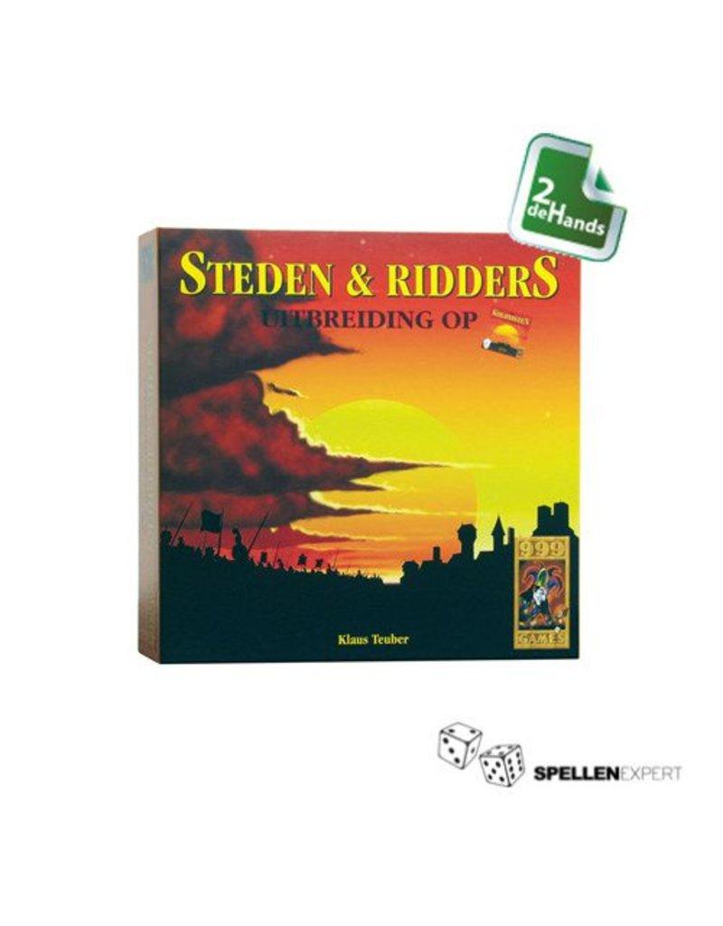 999 Games Kolonisten van Catan: Steden en Ridders