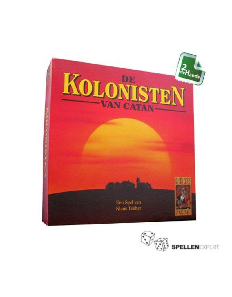 999 Games Kolonisten van Catan: Basisspel
