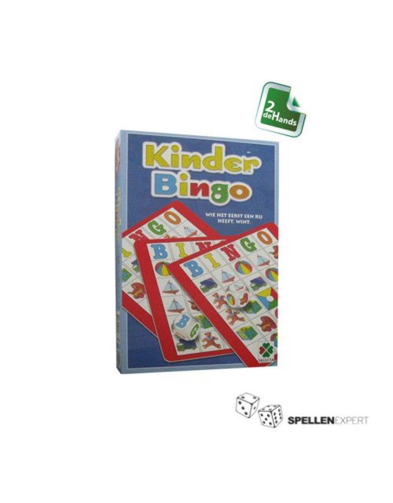 Kinder Bingo
