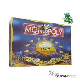 Hasbro Monopoly Euro editie