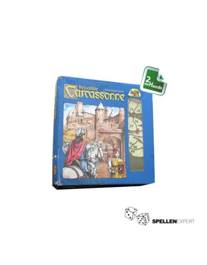 999 Games Carcassonne - reisspel