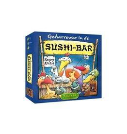 999 Games Geharrewar in de Sushi-bar