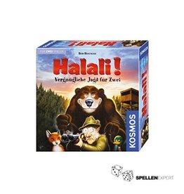 Halali (De beer is los)