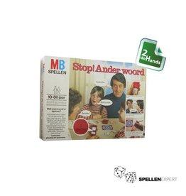 MB Stop! Ander Woord