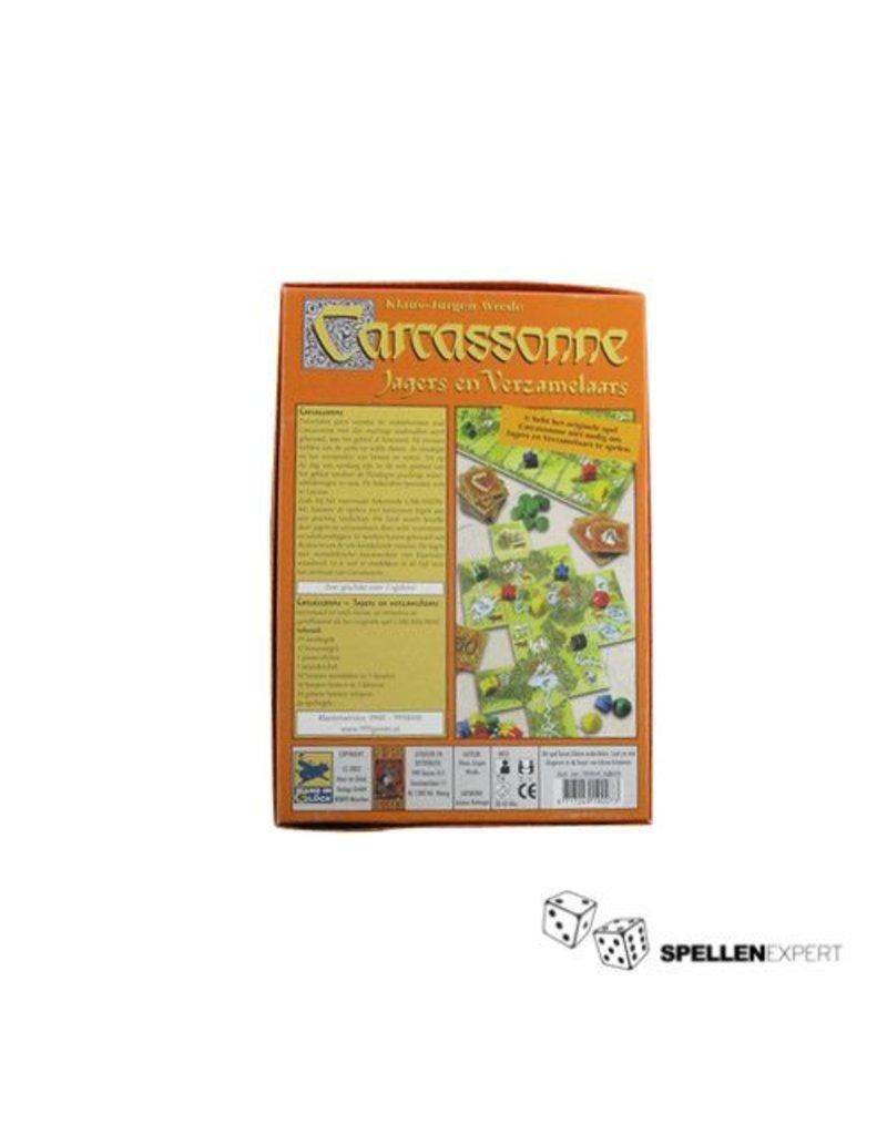 999 Games Carcassonne: Jagers en Verzamelaars