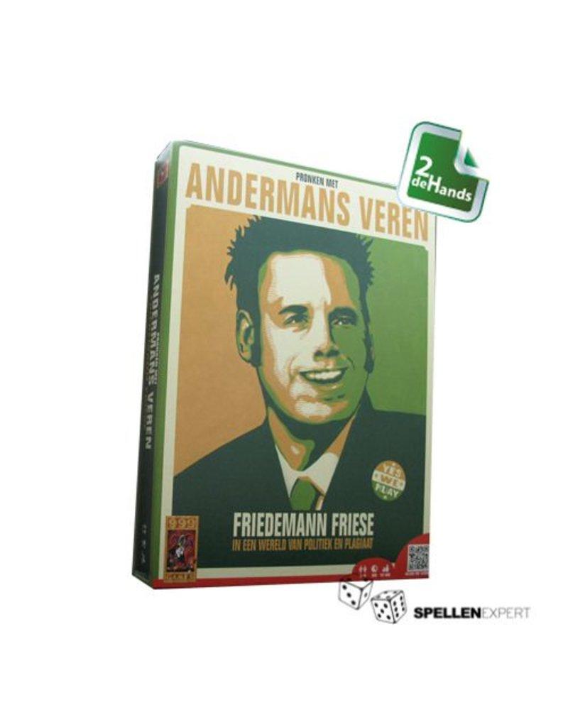 999 Games Andermans Veren