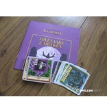 999 Games Kolonisten van Catan Kaartspel: Tovenaars & Draken