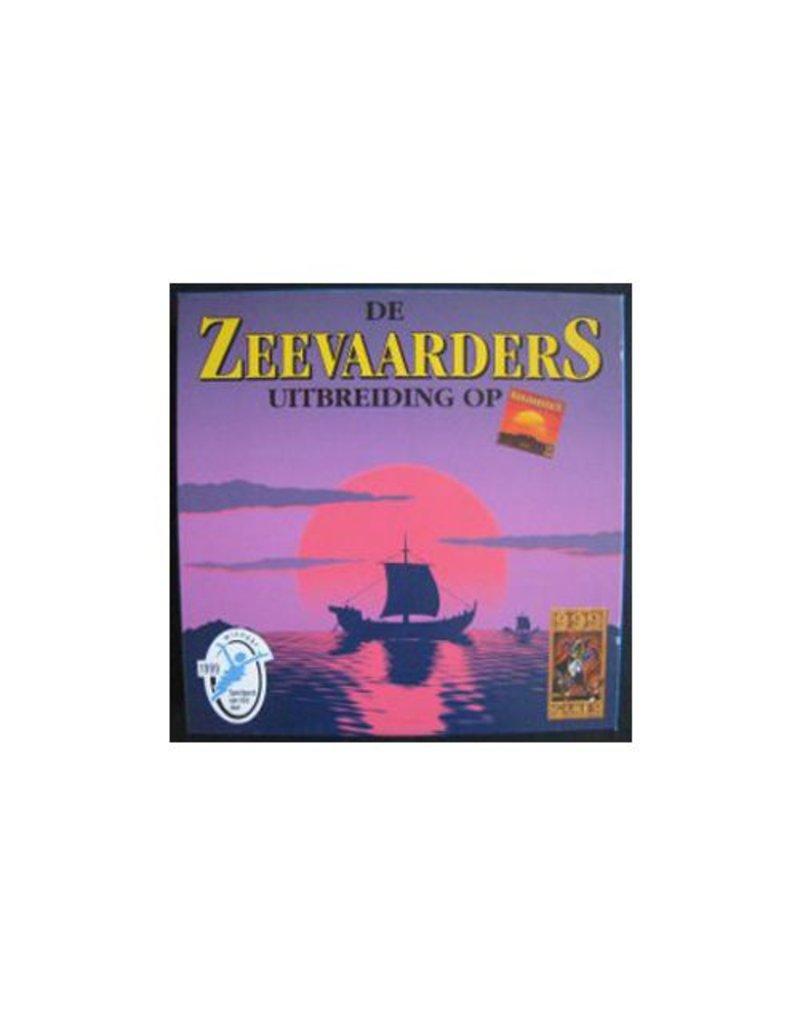 999 Games Kolonisten van Catan: Zeevaarders