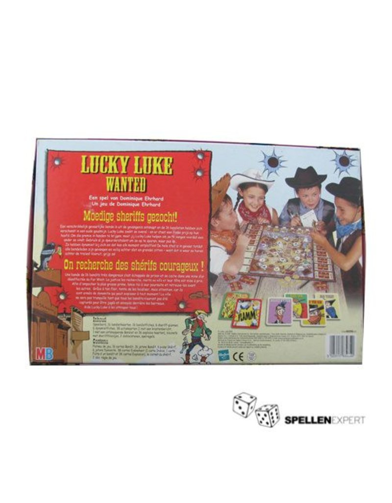 MB Lucky Luke Wanted