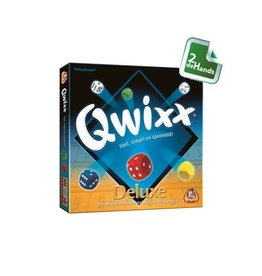 White Goblin Qwixx Deluxe