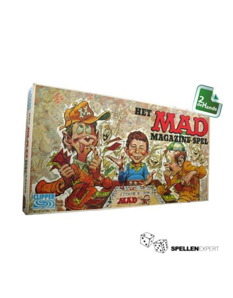 Het Mad Magazine spel