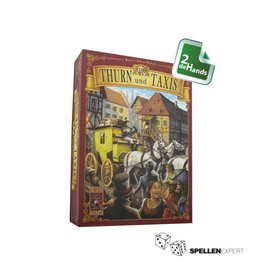 999 Games Thurn und Taxis
