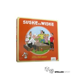 Suske en Wiske Spellenpakket