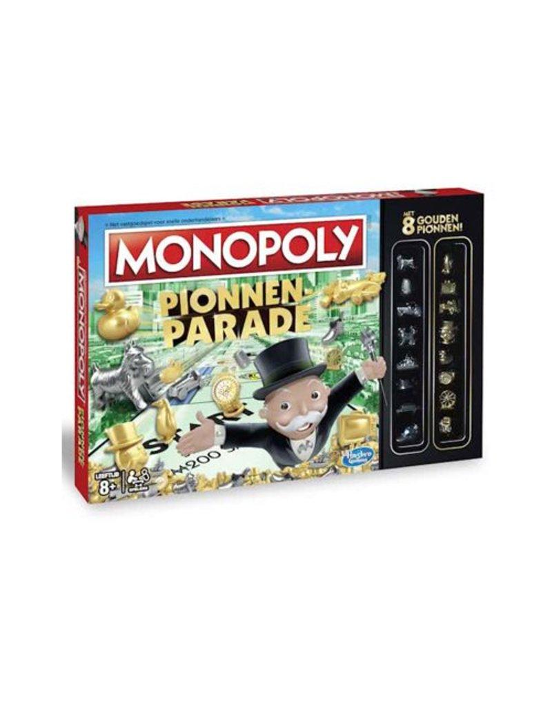 Hasbro Monopoly Pionnenparade