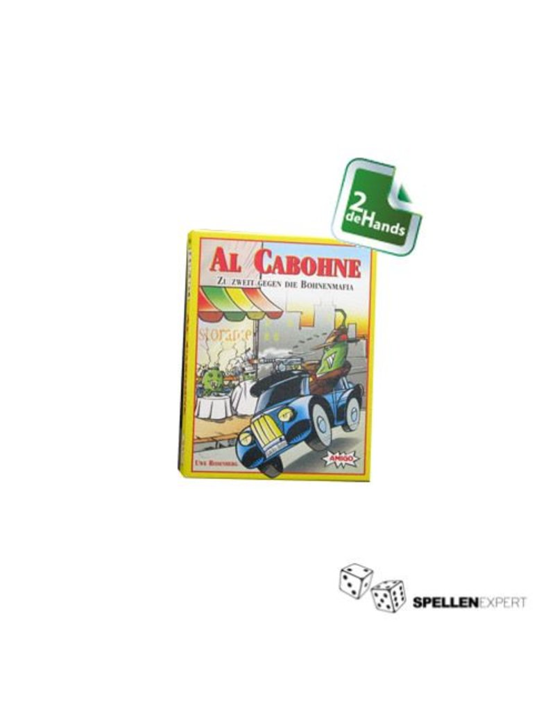 999 Games Al Caboon (Duits)