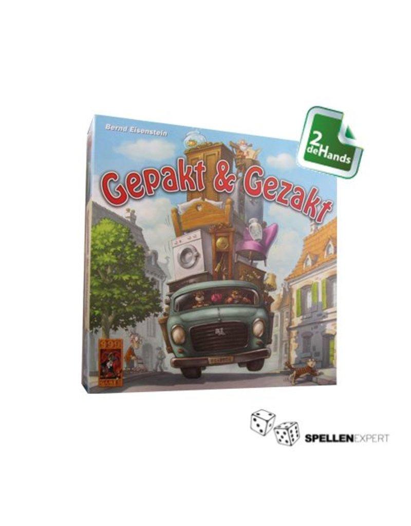 999 Games Gepakt en Gezakt