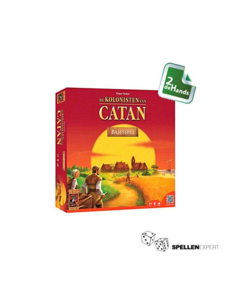 999 Games Kolonisten van Catan: Basisspel(1995)