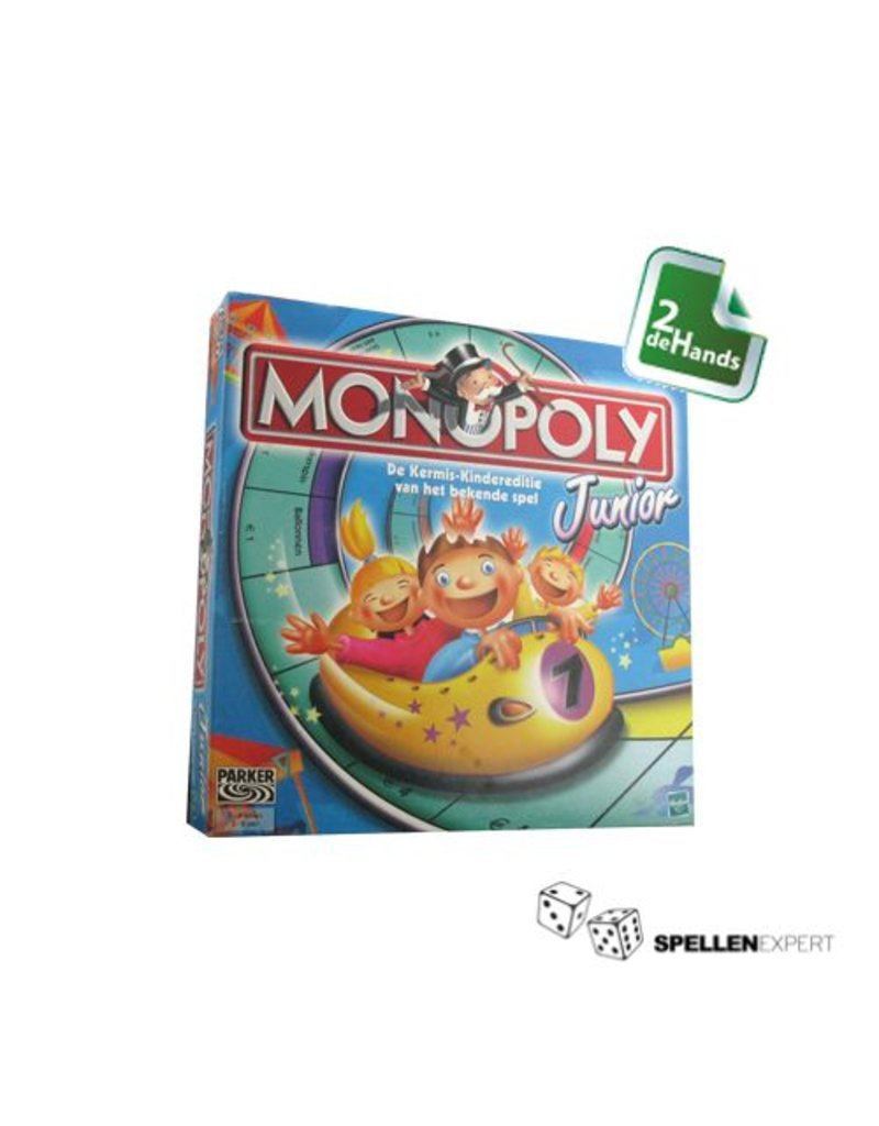 Parker Monopoly Junior