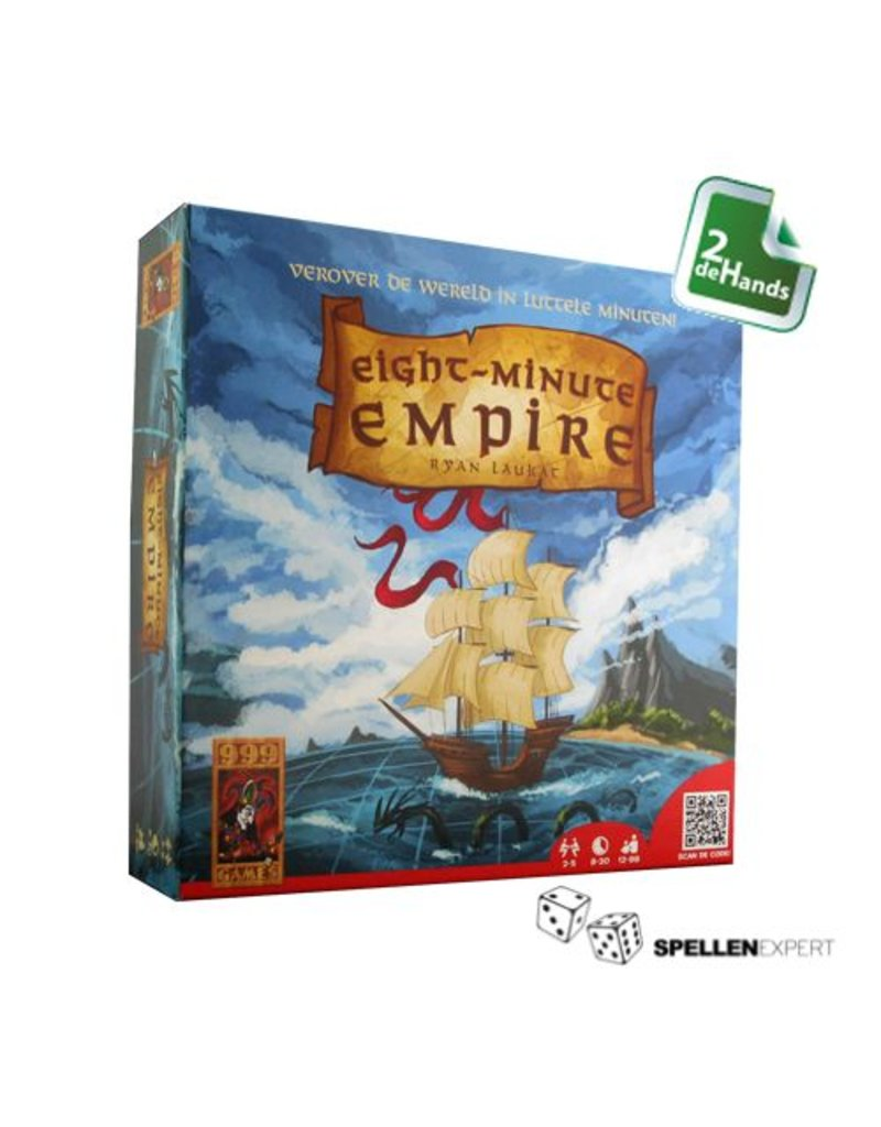 999 Games Eight-Minute Empire