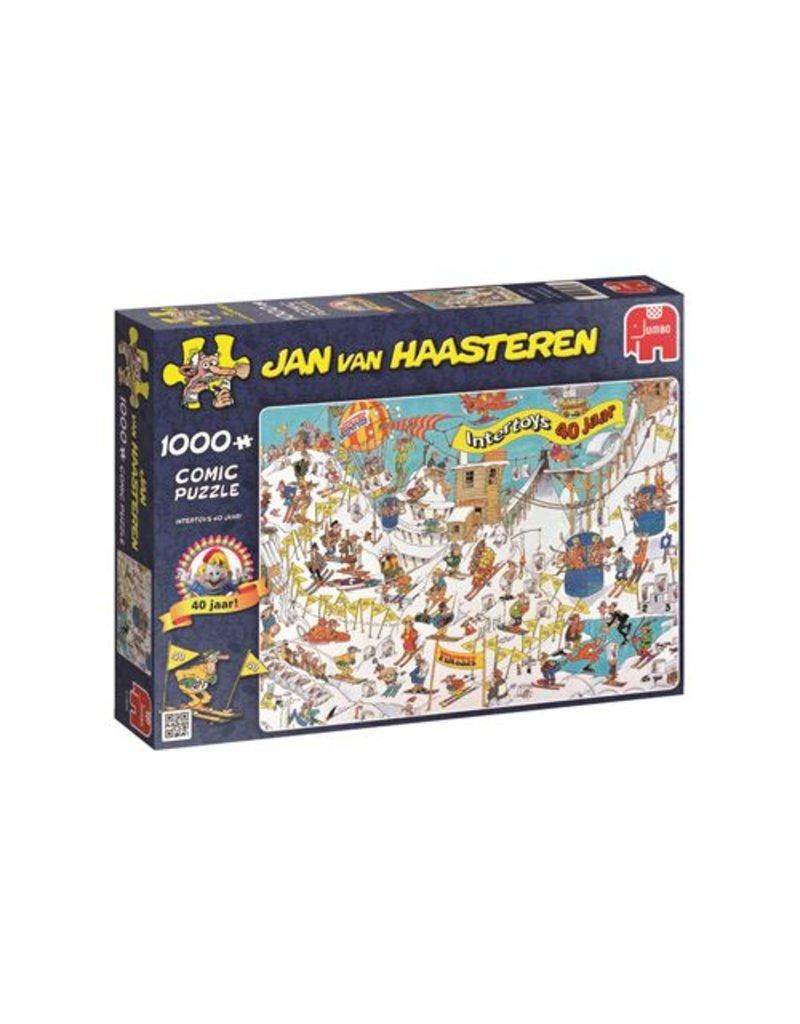 Jumbo Jan van Haasteren: Intertoys 40 jaar