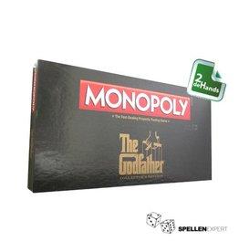 Hasbro Monopoly the Godfather