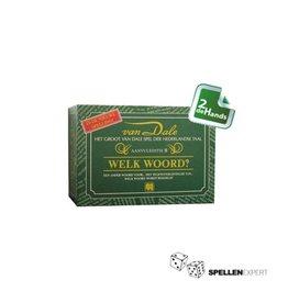 Jumbo Van Dale: Welk Woord?