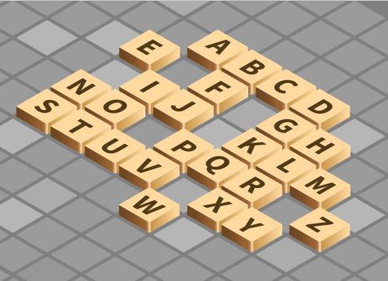 Woordspellen