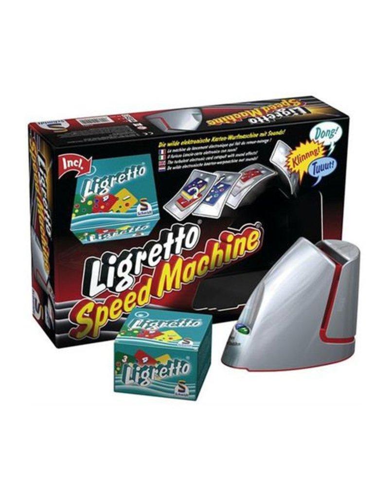 Ligretto Speed Machine