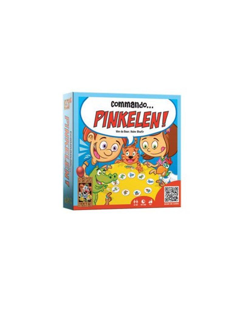 999 Games Commando Pinkelen