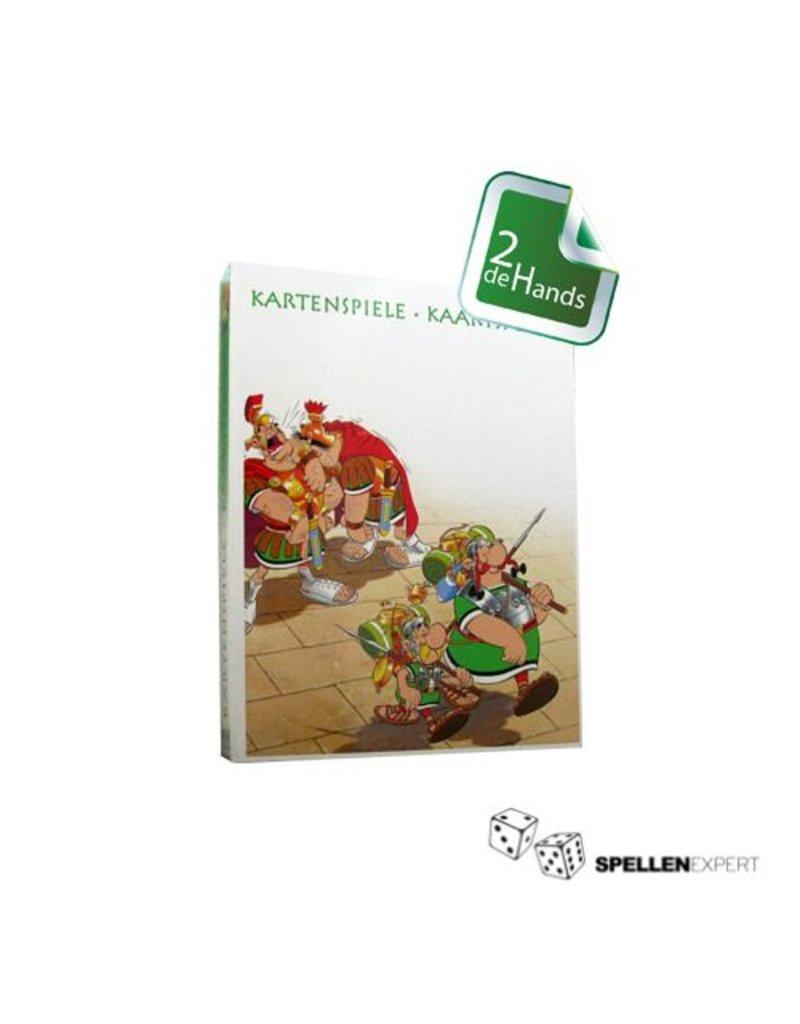 Asterix als Legioensoldaat - kaartspelen