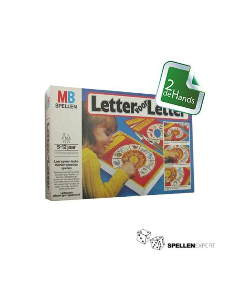 MB Letter voor Letter