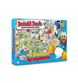 Donald Duck: 12 Ambachten, 50 Ongelukken