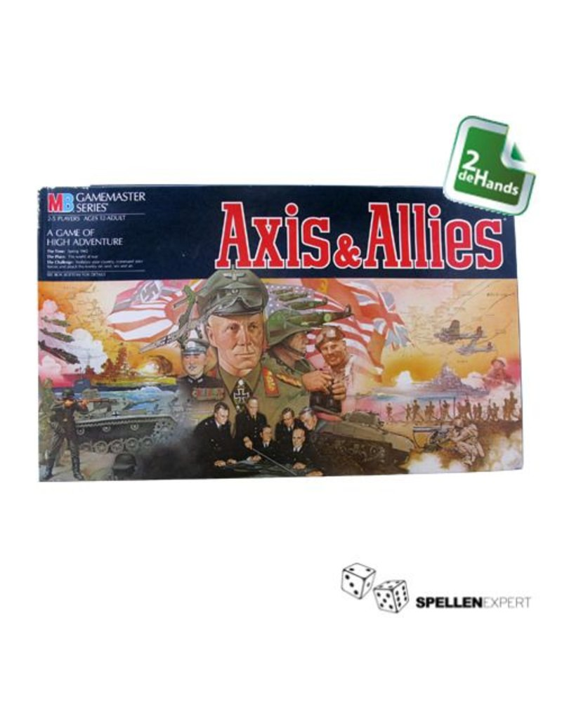 MB Axis & Allies