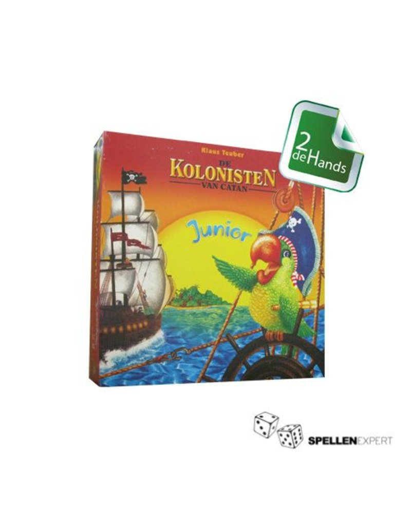 999 Games De Kolonisten van Catan Junior